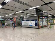 Ho Man Tin Interchange concourse 02-07-2021