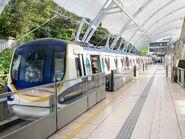 P505-P506 MTR Disneyland Resort Line(Open doors) 22-06-2020