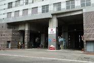 LRT D01 Entrance