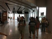West Kowloon Station direction for restaurant