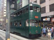 Hong Kong Tramways 78(103) North Point to Shek Tong Tsui 07-11-2016