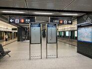 Diamond Hill Tuen Ma Line Phase 1 platform 3 23-03-2020