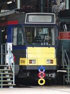 LRV 1016 in Service Pit 1