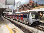 MLR train in Sha Tin Station East Rail Line 06-06-2015(3)