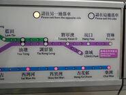 MTR Map Lohas Park