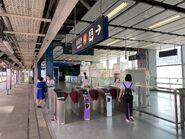Tai Wai exit gate 23-08-2021