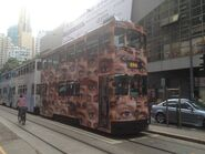 Hong Kong Tramways 106(029) Kennedy Town to Happy Valley 09-06-2016