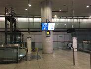 Hung Hom Intercity Through Train waiting area 6