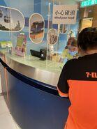 Admiralty Tourist Servics Counter 12-10-2020