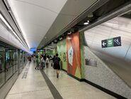 Ho Man Tin Tuen Ma Line platform 27-06-2021(11)