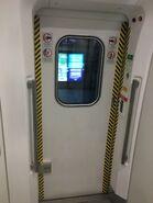 MTR XRL compartment door