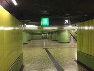 Wan Chai platform 2 space