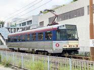 1098(005) MTR Light Rail 614P 03-07-2020