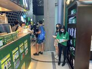 Hong Kong Tramways World Record Pop-Up Store drinks 21-08-2021(3)