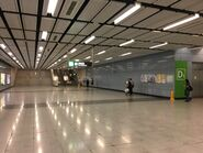 Nam Cheong to Exit D1 corridor