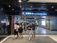 Tsuen Wan West Exit C4 06-06-2020