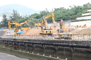 WCH Construction Site 20110702