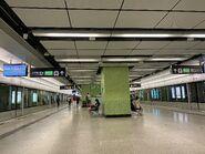 Ho Man Tin Tuen Ma Line platform 04-07-2021(2)