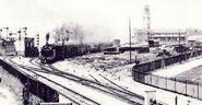 Steam train TST