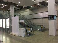 Hung Hom Intercity Through Train waiting area 7