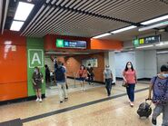 Mong Kok to Exit A 26-08-2021
