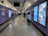 Sai Ying Pun corridor 01-04-2020