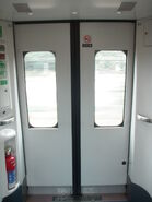 AEL atrain door