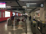 Yau Mei Tei entry gate 18-09-2019