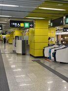 Wong Chuk Hang concourse 25-11-2020