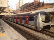 E83 East Rail Line 08-01-2016