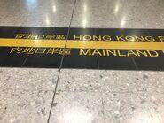 Hong Kong West Kowloon boundary