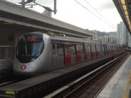 D508 Ma On Shan Line 08-04-2017