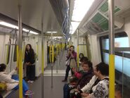 South Island Line compartment(B910) 29-12-2016