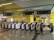 Wong Chuk Hang entry gate 04-10-2020