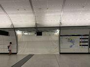 Admiralty to future East Rail Line platform 08-09-2021