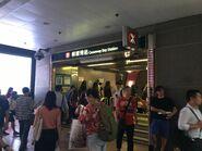 Causeway Bay Exit F1 12-09-2019