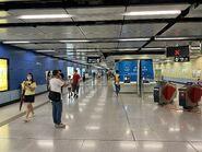 To Kwa Wan concourse 31-07-2021