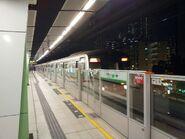 C Train in MTR Kwun Tong Line(1)