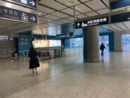 Hong Kong Station concourse 17-09-2021