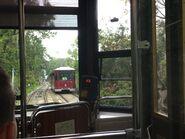 See opposite peak tram