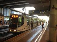 1036 plus 1069(173) MTR Light Rail 751 15-07-2015