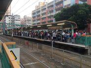 Fung Nin Road platform 21-05-2016