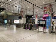 Hung Hom upper landing concourse 20-06-2021(2)