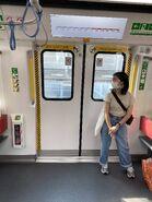 Tuen Ma Line Phase 1 train door 29-08-2020(1)
