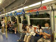 MTR Tuen Ma Line compartment 23-08-2021(1)