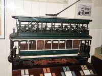 Old Tram in HKHM