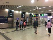 Sai Ying Pun Exit B1 and B2 lift