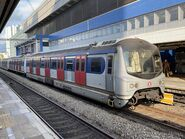 E104-E78 MTR East Rail Line 25-08-2020