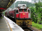 港鐵G26CU型機車