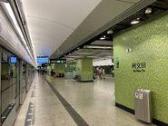 Ho Man Tin Tuen Ma Line platform 05-09-2021